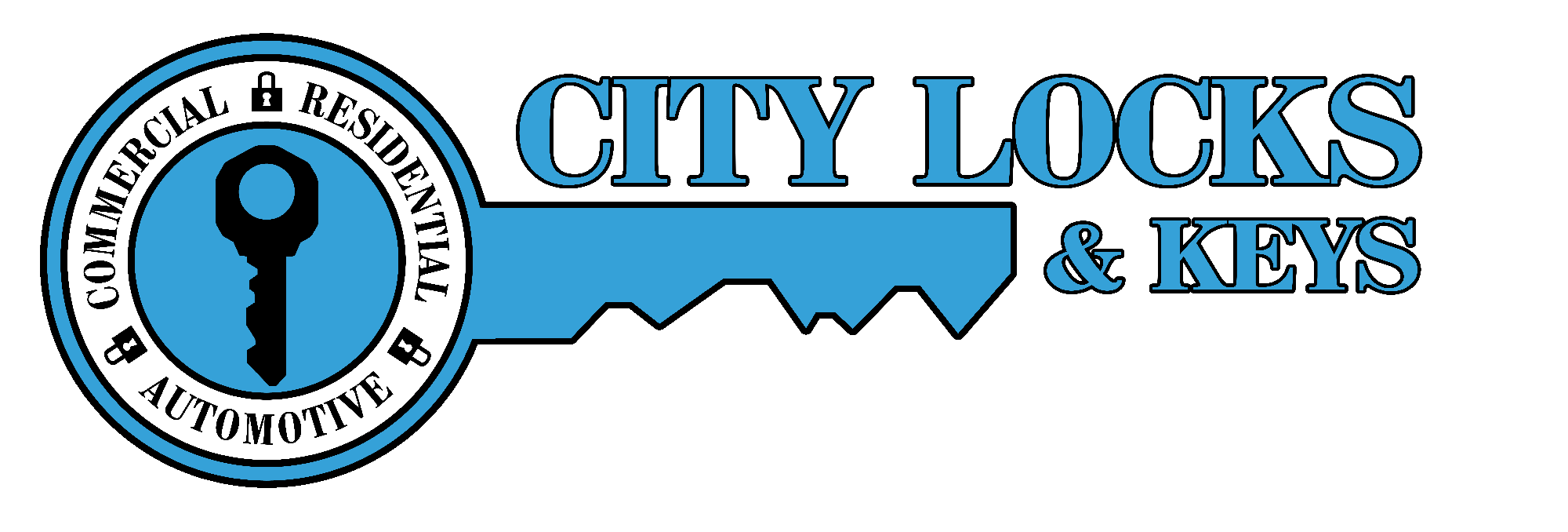 Logo City Locks & Keys
